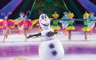 "Win Disney on Ice ""Frozen"" Tickets"