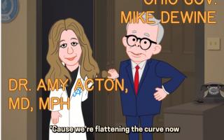 Dewine/Acton Animated Video