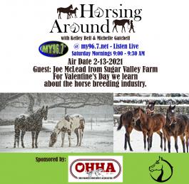Horsing Around 2-13-21