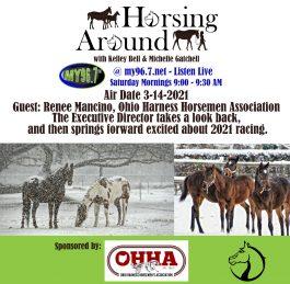 Horsing Around 3-1-2021