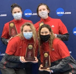 Congratulations to the OSU Swim Team – Best. NCAA Championships. Ever!