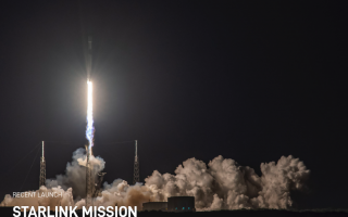 Another SpaceX Starlink Mission in the Books!