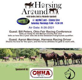 Horsing Around 6-26-2021