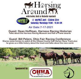Horsing Around 7-17-2021