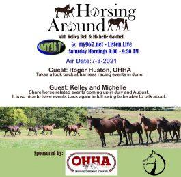 Horsing Around 7-3-2021