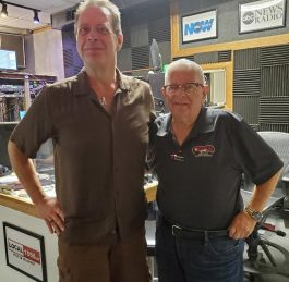 Audio: Roger Huston's Favorite Driver