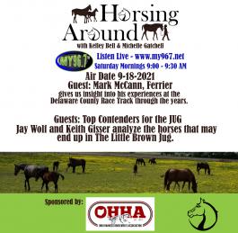 Horsing Around 9-18-2021